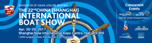 China (Shanghai) International Boat Show @ Shanghai New International Expo Centre