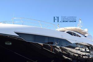 Fort Lauderdale International Boat Show 2018 @ Bahia Mar Fort Lauderdale Beach