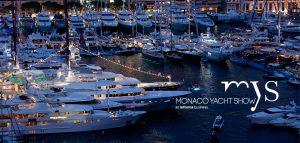 Monaco Yacht Show 2018 @ Port Hercule